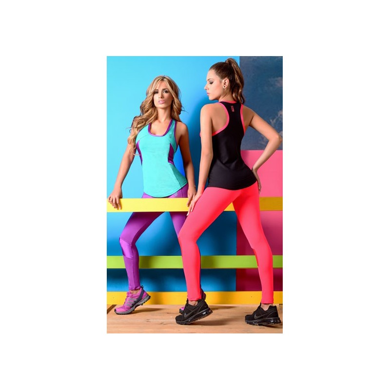 Conjunto leggings - ropa deportiva - mujer - Look Fit México 00c210191fcac