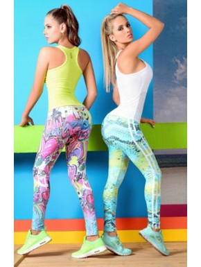 Leggings supplex sublimado