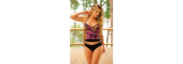 Copa Push-up / Two Piece Underwire top