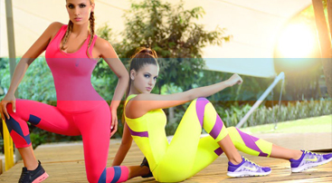 Capri-ropa deportiva
